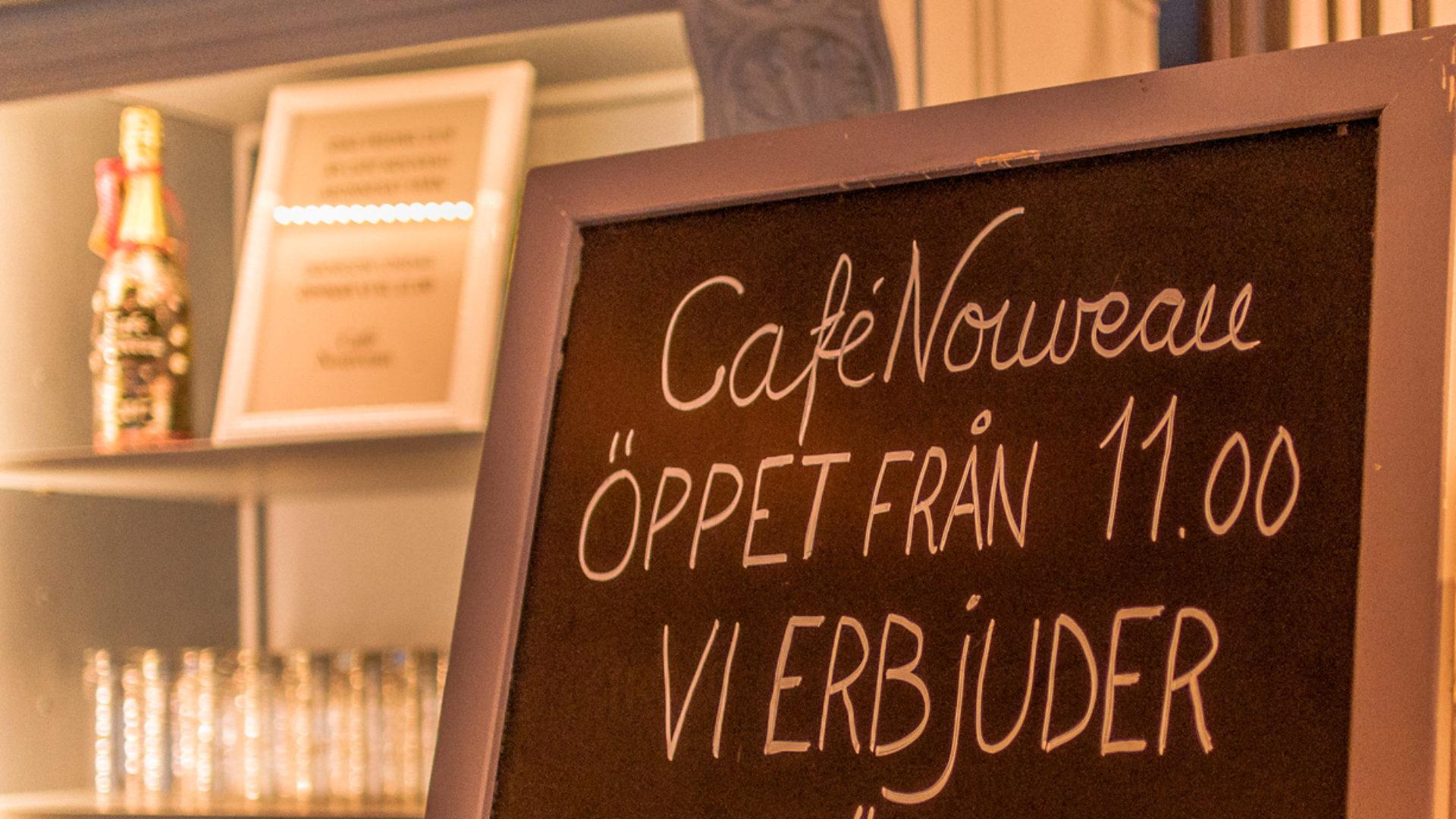 Cafenouveau